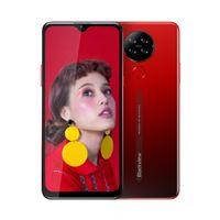 Blackview A80 (2020) Smartphone ohne Vertrag 4G, Android 10 Go 15,7cm (6,21 Zoll), 13MP Kamera, 4200mAh Batterie 2GB/16GB, 128 GB erweiterbar, Dual SIM Hand - Rot