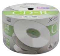 XLayer 104808, CD-R, 700 MB, 50 Stück(e), 120 mm, 80 min, 52x