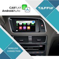 Wireless Carplay AndroidAuto USB Media Box für Audi A4 A5 Q5 S5 MMI 3G+ HIGH