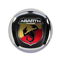 Original Fiat Emblem Logo Heckklappe Abarth Grande Punto 199 ab 2005 735495890