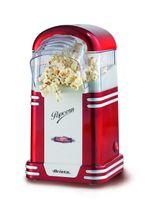 Ariete Popcorn Maschine Popper 2 Rot