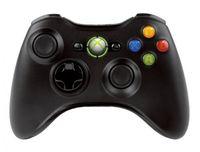 Microsoft Xbox 360 Wireless Controller schwarz
