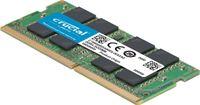 Crucial 8GB DDR4 2666 MT/s SODIMM 260pin