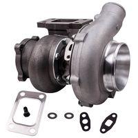 maXpeedingrods Universal Turbolader mit Ölleitungen für GT30 GT3076 T3 AR .60 GT3037 500 PS