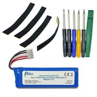 Akku passend für JBL Flip 4 / Flip4 IIII Special Edition GSP872693 01 Batterie 3000 mAh 3,7 V