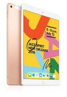 "Apple iPad 10,2"" (25,91cm) 128GB WIFI + LTE 128 GB Gold - 10,2"" Tablet - A10 2,4 GHz 25,9cm-Display"