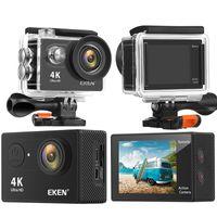 Eken H9R / H9 Ultra HD 4K-Sportkamera 30 m wasserdichter 2,0-Zoll-Bildschirm 1080p-Sportkamera Go Extreme Pro Cam
