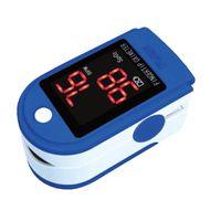 Fingerspitzen Pulsoximeter  LED Oximeter Messgerät für Sauerstoffsättigung Blut & Puls