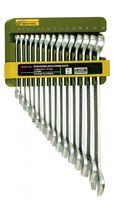 Proxxon Slim Line Ring-Maulschlüsselsatz, 15-tlg., 6 - 21 mm