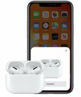 Bluetooth Kopfhörer, Touch-Bedienung, In-Ear, kabellos, True Wireless, Sport, Headset, für Apple Airpods Alternative im Ohr Binaural mit wireless Ladecase