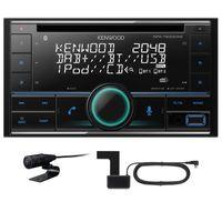 KENWOOD DPX-7200DAB 2 DIN CD Autoradio USB Digitalradio Bluetooth inkl Antenne