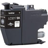 Brother LC3217BK Tintenpatrone - Schwarz - Tintenstrahl - 550 Seiten