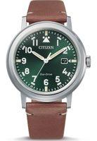 Citizen Herren Solar Armbanduhr Eco-Drive - AW1620-13X