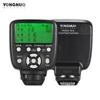 YONGNUO YN560-TX II Manueller Blitzausloeser Fernbedienung LCD-Sender fuer Nikon DSLR-Kamera fuer YN560III / YN560IV / YN660 / YN968N / YN860Li Speedlite RF-602 / RF603 / RF603 II / RF605 Empfaenger