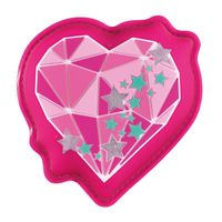 Step by Step Taschenanhänger Magic Mags Flash Heart