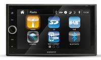 XZENT X-222 2-DIN Moniceiver mit Digitalradio Bluetooth USB MP3 WMA DAB+ HDMI