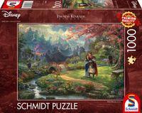 Schmidt Spiele GmbH PU1000T Kinkade, Disney Mulan 0 0 STK