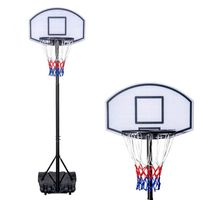 Angel Sports Basketball Norm einstellbar bis 215 cm