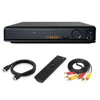 1080P UHD DVD Player VCD CD Spieler mit Fernbedienung HDMI AV USB für TV Player