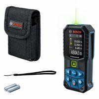 Bosch Professional GLM 50-27 CG Laser-Entfernungsmesser, Grüner Laser, Messbereich: 0.05 - 50 m, IP65, Bluetooth