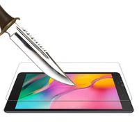 "Samsung Galaxy Tab A 8.0"" T290/T295 2019 Panzerglas Schutzfolie Displayfolie Full-Cover Hart Glas Screen Protector Blasenfrei Full Screen Protection Glas"