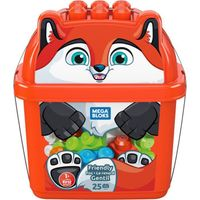 konstruktionsspielzeug Friendly Fox junior 25 Stück