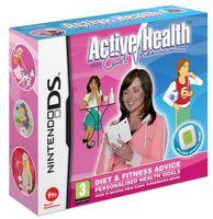 Nintendo Active Health With Carol Vorderman + Activity Meter