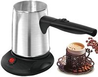 Elektrische Kaffeekanne Mokka Maschine Turkisch Kaffee Cezve NEUDORF