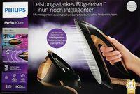 Philips GC9682/80 PerfectCare Elite Plus, Dampfbügelstation, kupfer/schwarz