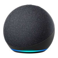 Amazon Echo Dot 4 anthrazit Intelligenter Assistant Speaker