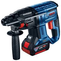 Bosch GBH 18V-21 Kit L-BOXX Akku-Bohrhammer