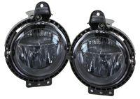 Klarglas Nebelscheinwerfer schwarz smoke für Mini R55 R56 R57 R58 R59 06-13