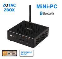Zotac ZBOX CI320 NANO mini-PC Intel Celeron N2930 4096MB DDR3 Intel HD Graphics 64GB SSD unte