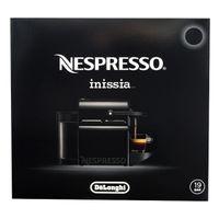DeLonghi EN80B Nespresso Inissia schwarz