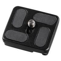Hama - 4243 Stativ-Kameraplatte für Traveller Premium 144/146