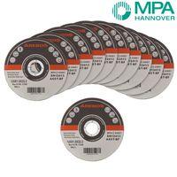 Arebos Trennscheiben 125 mm, 100 Stück - direkt vom Hersteller