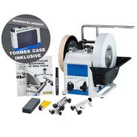 Tormek Nassschleifmaschine T8 Schärfsystem + Gratis Tormek Case TC-800 leer
