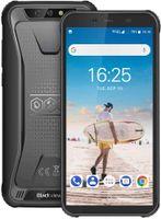 Blackview® BV5500 Outdoor Smartphone ohne Vertrag  - 5.5 Zoll (13.9cm) HD Display, 4400mAh Akku, 2GB/16GB 32GB erweiterbar, 8MP+0.3MP und 5MP, Dual SIM Handy - Face ID/OTG/GPS