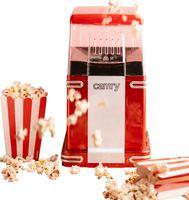 Camry Popcornmaschine 1200 Watt Retro Popcorn Maschine Popcorn-Maschine Pop Corn Maker