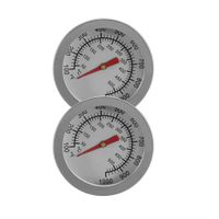2pcs Thermometer / Backofenthermometer, 50  500 ℃