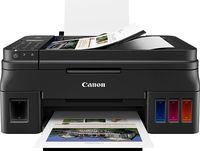 Canon PIXMA G4511 - Tintenstrahl - 4800 x 1200 DPI - 100 Blätter - A4 - Direkter Druck - Schwarz