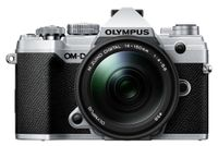 Olympus OM-D E-M5 Mark III Kit silber + 14-150 mm