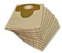 10 Staubsaugerbeutel geeignet für PARKSIDE PNTS 1400, 1500 A1, B1, B2, B3, C1
