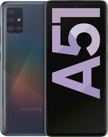 Samsung Smartphone Galaxy A51 16,5cm (6,5 Zoll), 128GB Speicher, Farbe: Schwarz/Blau