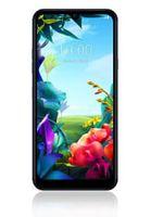 LG Smartphone 15,46cm (6 Zoll) K40s, 2GB RAM, 32GB Speicher, Farbe: Schwarz