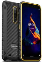 Ulefone Armor X8 4G VoLTE Outdoor-Smartphone schwarz-orange 4 GB RAM 64 GB ROM IP68 IP69K