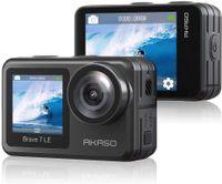 AKASO Action cam Brave 7 LE 4K /30fps WIFI Action Kamera 20MP Unterwasserkamera IPX7 wasserdicht EIS 2.0 Kamera Touchscreen  Sportkamera