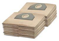 10 Staubsaugerbeutel geeignet für Kärcher 6.959-130.0, für Karcher WD 3.200, WD 3.000, WD 3, 6.959-310, MV 3