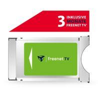 CI+ Modul von freenet TV für Antenne DVB-T2 inkl. 3 Monate gratis