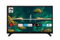 Hitachi H24E2305V 24 Zoll Fernseher/Smart TV (HD Ready, HDR, Triple-Tuner, 12 Volt Anschluss) - 6 Monate HD+ inklusive